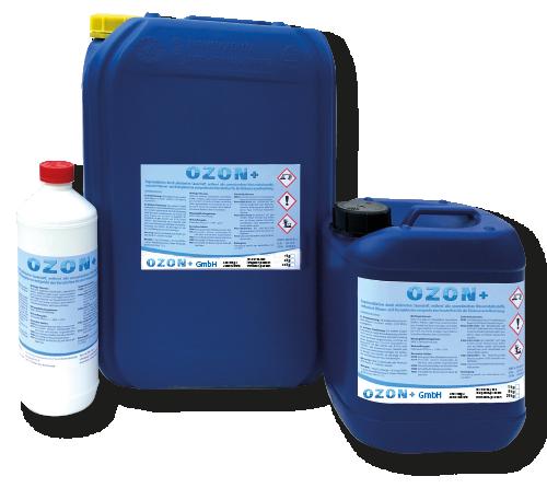 Mayr-Schwimmbadtechnik Produkt Ozon Plus Superoxidation