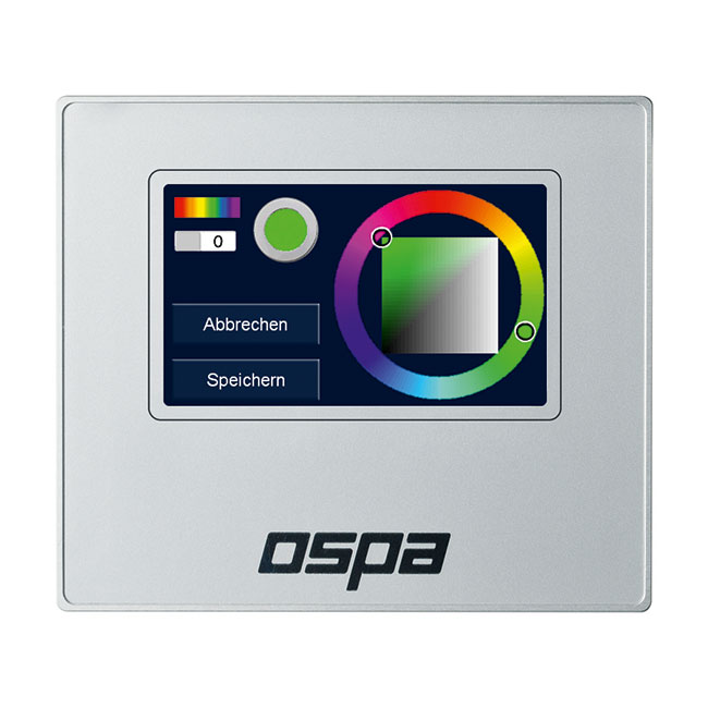 Ospa-ColorLight 2.0 Beleuchtung