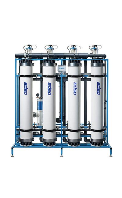 Ospa-Ultrafiltrationsanlage Filtertechnik